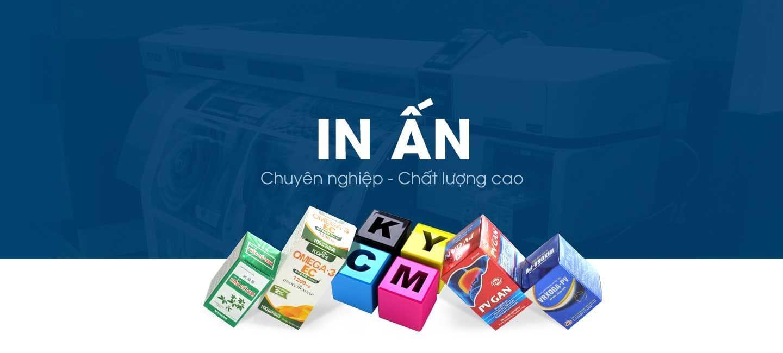 Công ty in ấn IN7 chuyên nghiệp