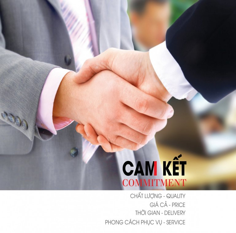 Cam kết của Công ty In Số 7