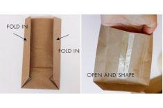 Cách làm túi giấy đựng bánh mì