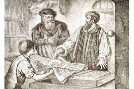 Ai là người đã phát minh ra nghề in?