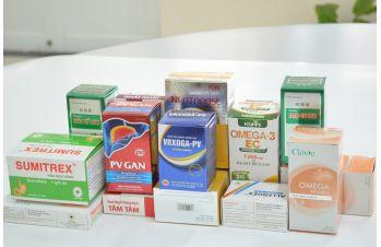 Hộp dược phẩm 003