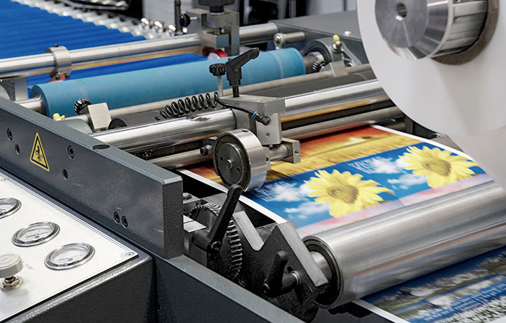 In offset – công nghệ in ấn bao bì hiện đại rất được ưa chuộng
