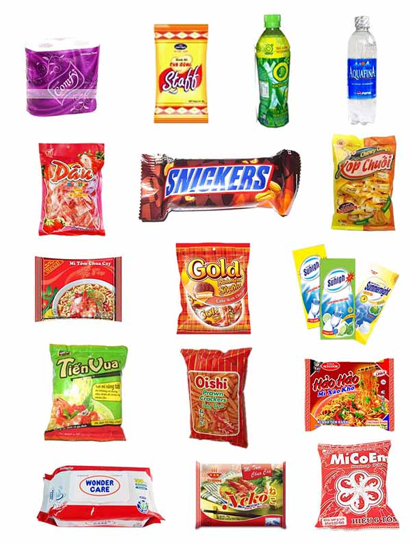 Bao bì nhựa được chọn làm giải pháp đóng gói và quảng bá thương hiệu của nhiều doanh nghiệp