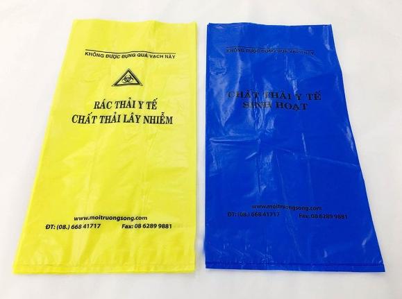 Cần in ấn bao bì rác thải để phân loại chất và quảng bá thương hiệu