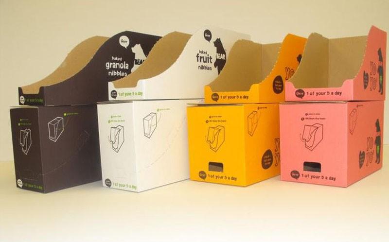 Mỗi thiết kế là đại diện cho một sản phẩm, một thương hiệu