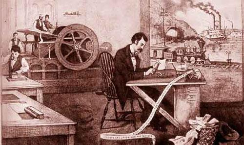 Những dấu mốc vàng trong ngành in ấn