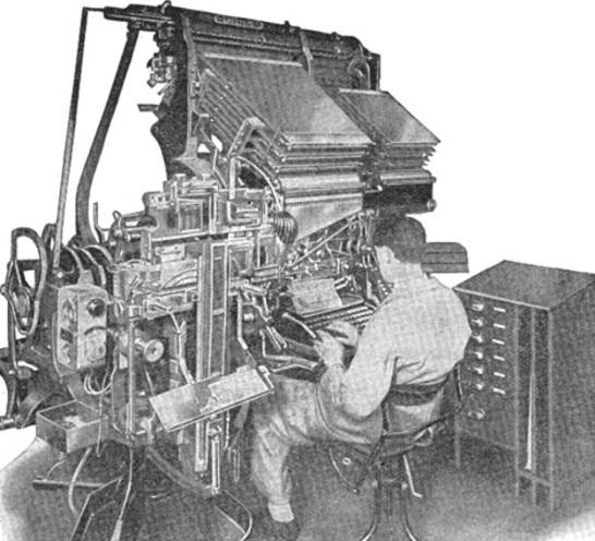 Những dấu mốc vàng trong ngành in ấn 2